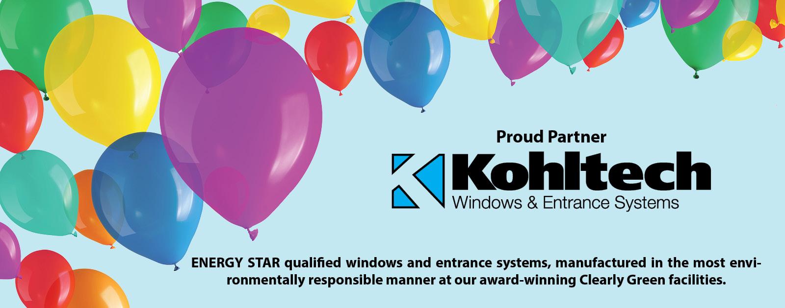 Proud Partner - Kohltech